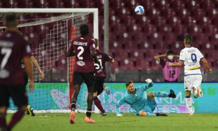 Serie A | Salernitana 2-2 Verona: First point scraped