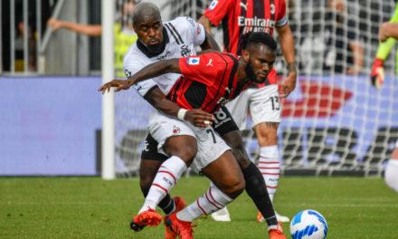 Probable line-ups: Milan vs. Torino