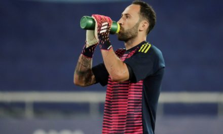 Ospina: 'Napoli a great squad, we needed someone like Anguissa'