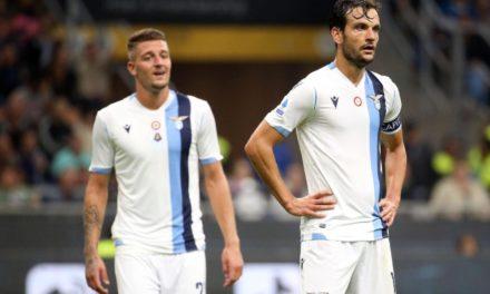 Mourinho taunts Parolo after Rome Derby