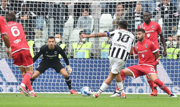 Dybala back for Juventus, Kean pulls out