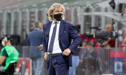 Nedved 'no preocupado' por las actuaciones de la Juventus