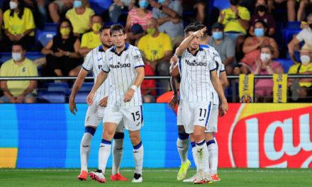 Champions League   Villarreal 2-2 Atalanta: Dea cling to point