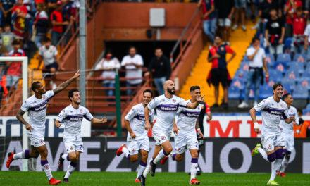 Serie A Highlights: Genoa 1-2 Fiorentina