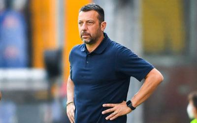 Ferrero confirms D'Aversa is safe: 'He has total trust'