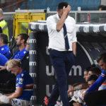 D'Aversa rues 'excessive' result on Sampdoria