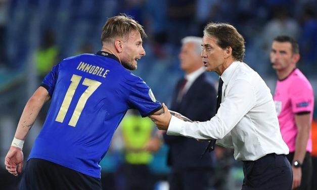 Italia lucha por los goles: cinco alternativas a Immobile