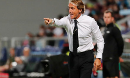 Mancini: 'I'm not thinking about clubs, I only focus on the national team'