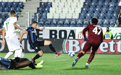 Resumen de la Serie A: Atalanta 2-1 Sassuolo