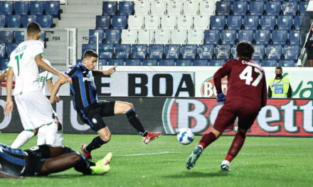Serie A Highlights: Atalanta 2-1 Sassuolo