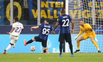 Champions League   Inter 0-1 Real Madrid: Heartbreak for Nerazzurri