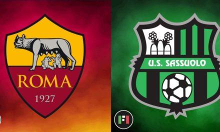 Serie A Preview | Roma vs. Sassuolo: Mourinho's 1,000th game as a coach