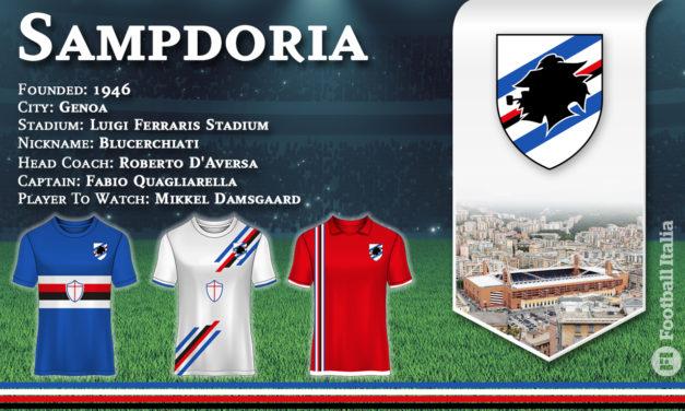 Avance de la temporada 2021-22 de la Sampdoria Serie A: todos los traspasos completados y que esperar