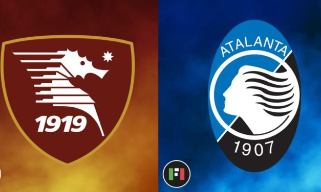 Serie A LIVE: Salernitana vs. Atalanta