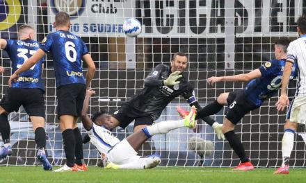 Serie A | Inter 2-2 Atalanta: Drama at both ends in thriller