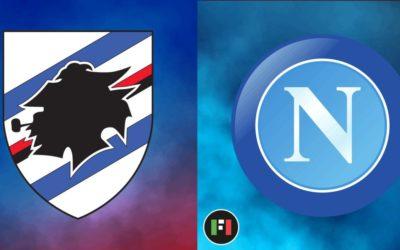 Serie A LIVE: Sampdoria vs. Napoli