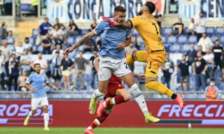 Serie A | Lazio 3-2 Roma: Sarri stuns Mourinho on Derby Day