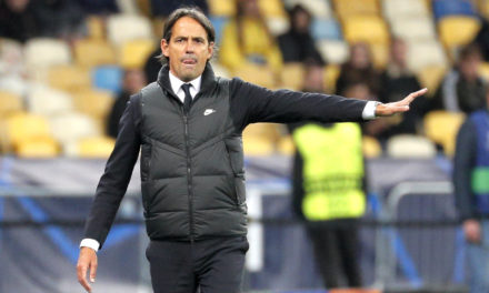 Inzaghi: 'Lazio playing excellent games. Lotito? I thank him'