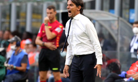 Inzaghi: 'Dumfries settled quicker than expected at Inter'