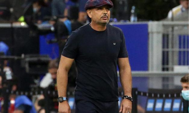 Mihajlovic: 'With this attitude, we'll go nowhere'