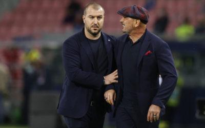 Mihajlovic: 'Non-existent Genoa penalty'