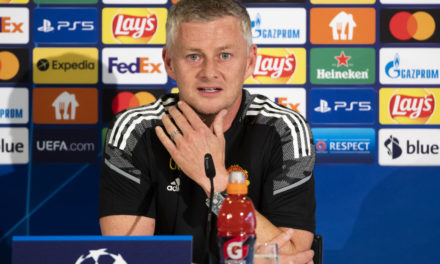 Solskjaer: 'Conceding four at Leicester a wake-up call, now we focus on Atalanta'