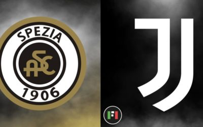 Serie A LIVE: Spezia vs. Juventus