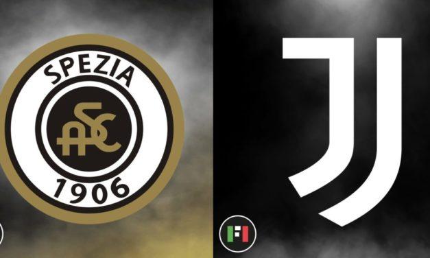 Serie A EN VIVO: Spezia vs.Juventus