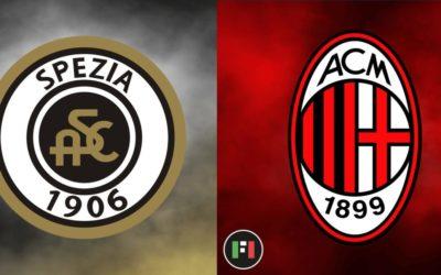 Serie A Preview | Spezia vs. Milan: Maldini starting?