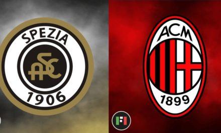 Vista previa de la Serie A | Spezia vs.Milán: ¿Maldini comienza?