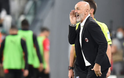 Pioli: 'Milan always went for the win with Juventus'