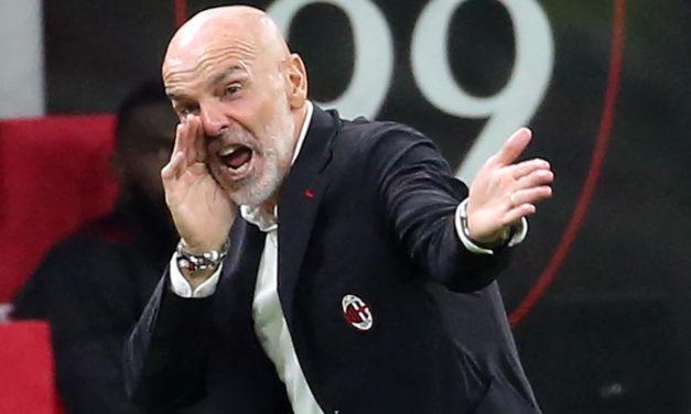 Pioli: 'Florenzi injured, Giroud and Calabria return'