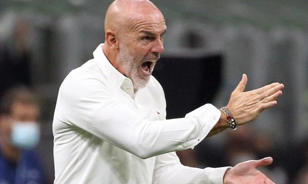 Pioli: 'Milan aren't unlucky; I will decide about Zlatan tomorrow'