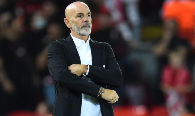 Pioli: 'Porto games decisive, Zlatan not ready to start'