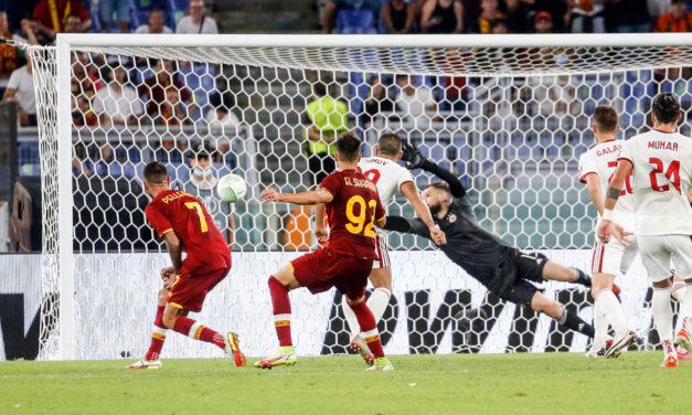 Conference League   Roma 5-1 CSKA Sofia: Pellegrini inspirational