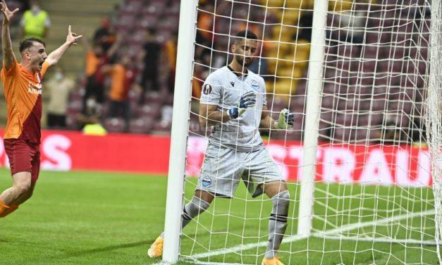 Video: Strakosha's Lazio howler must be seen to be believed