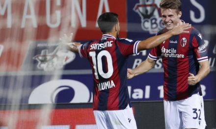 Bologna 1-0 Hellas Verona: Svanberg match winner at Dall'Ara