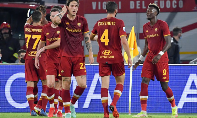 Kumbulla: 'Roma want to go all the way'