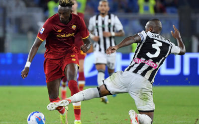 Serie A Highlights: Roma 1-0 Udinese