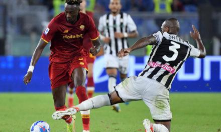 Resumen de la Serie A: Roma 1-0 Udinese