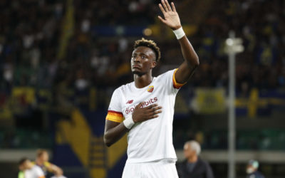 Abraham's message after Roma defeat and argument with Veretout