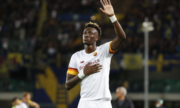 Abraham apologised to Roma fans