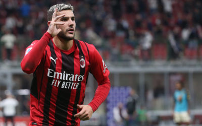 PSG set sights on Theo as Milan prepare new contract for star defender