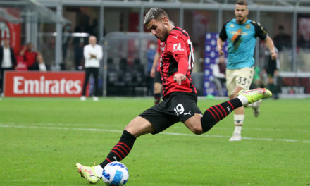 Milan: Theo Hernandez to become a father