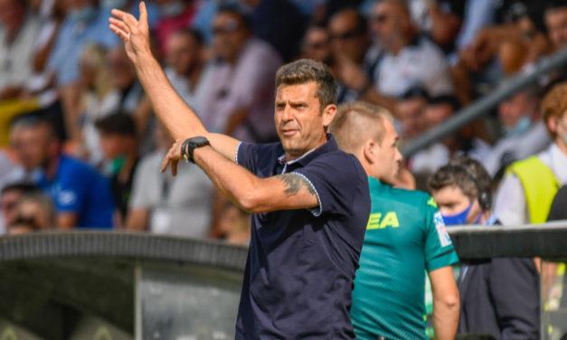 Thiago Motta rues Spezia 'psychological issue'