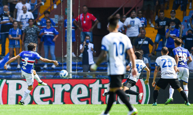 Serie A Highlights: Sampdoria 2-2 Inter