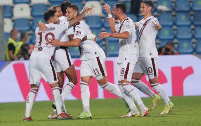 Serie A Highlights: Sassuolo 0-1 Torino