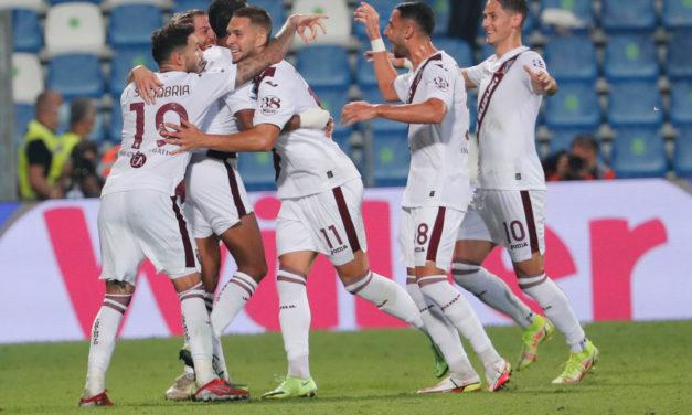 Resumen de la Serie A: Sassuolo 0-1 Torino