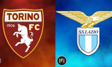 Serie A EN VIVO: Torino vs.Lazio