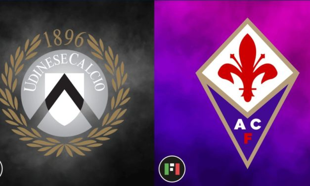 Serie A Preview | Udinese vs. Fiorentina: Gonzalez suspended for the Viola